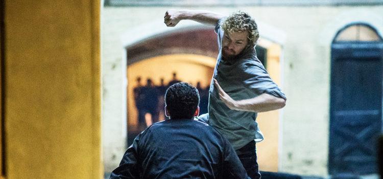 Iron Fist su Netflix dal 17 marzo