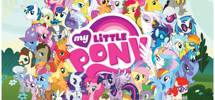 MY LITTLE PONY – L' Amicizia è Magica