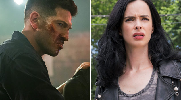Cancellate The Punisher e Jessica Jones