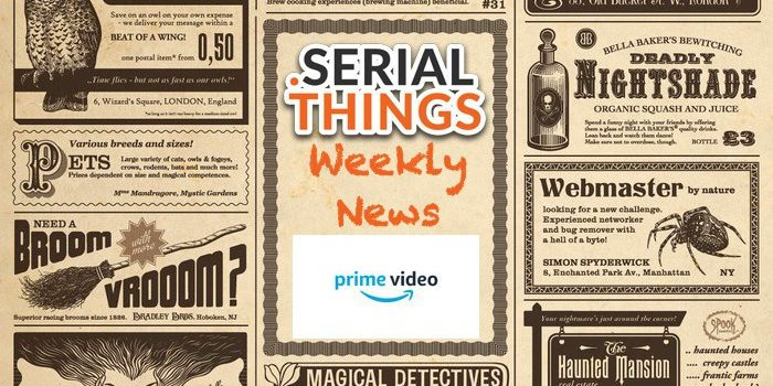 Serialthings Weekly News Amazon