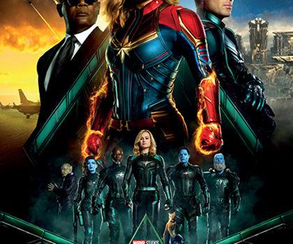 Recensione film – Capitan Marvel