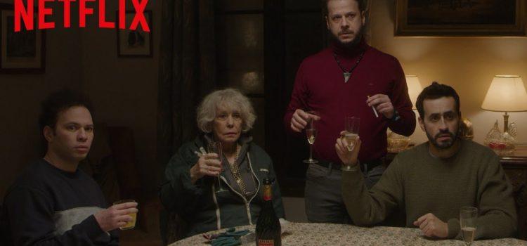 """La serie """"Altro che caffè"""" è in arrivo su Netflix!"""
