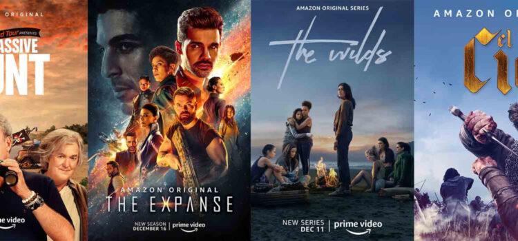 Amazon Prime Video – Dicembre 2020 – Latest news!